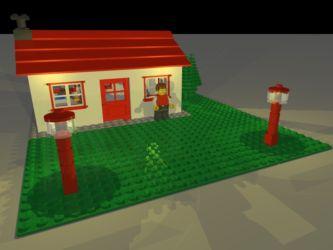 LEGO Huis