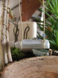 Miniatuur tuintje